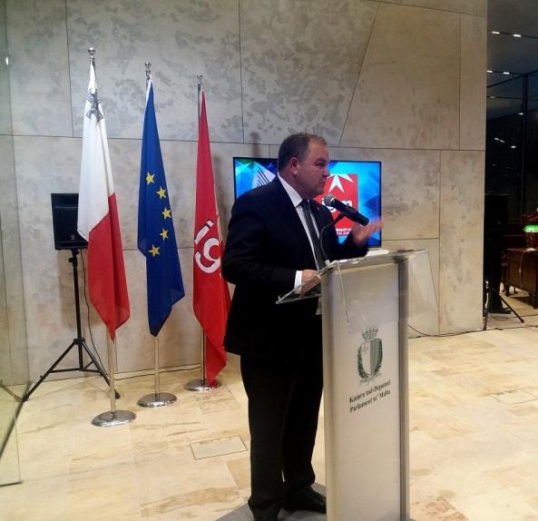 Mr Speaker Dr Anġlu Farrugia